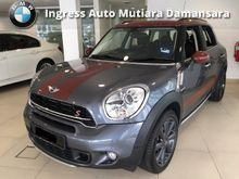 2016 MINI Countryman Parklane 1.6 Cooper S SUV WITH 4 YEARS FREE SERVICE AND WARRANTY