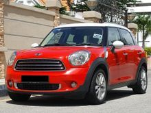 2011 MINI COUNTRYMAN COOPER 1.6i (A) R60 LOCAL CBU FULL SPEC