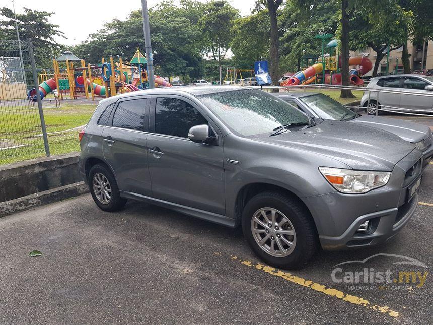 Mitsubishi Asx Used Car Malaysia
