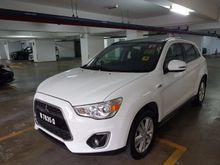 2014 Mitsubishi ASX 2.0 4WD SUV