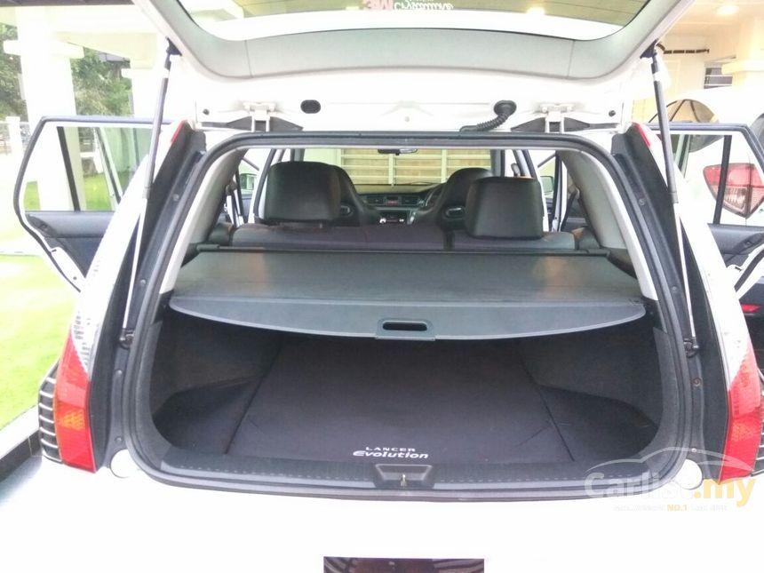 Mitsubishi Evo 2006 20 In Selangor Manual Sedan White For