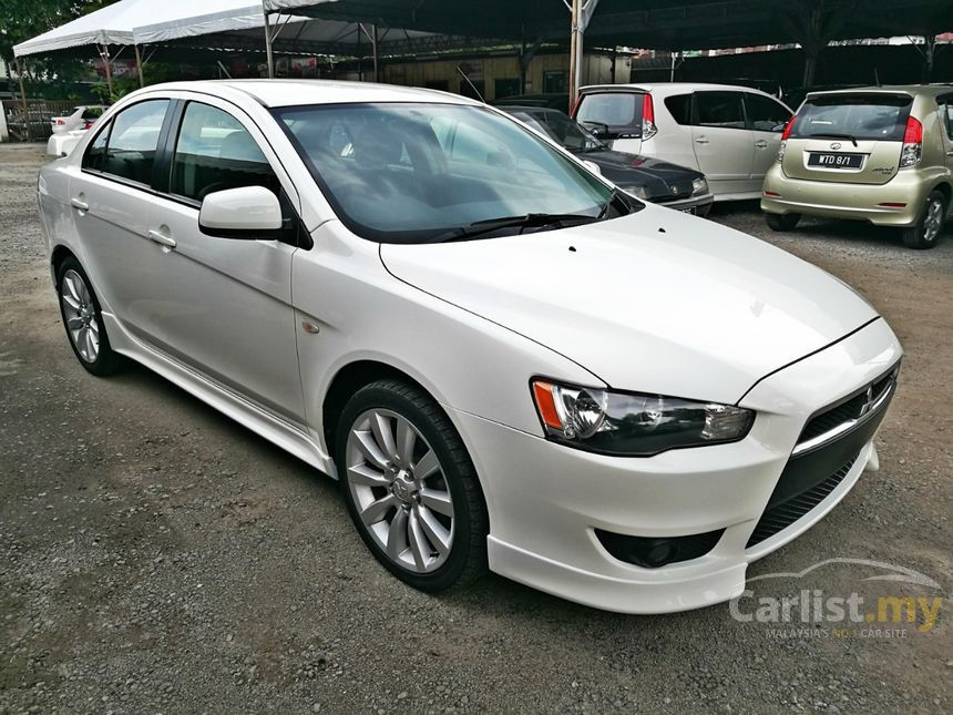 mitsubishi lancer 2008 gt 2 0 in selangor automatic sedan white for rm 44 800 3854651. Black Bedroom Furniture Sets. Home Design Ideas