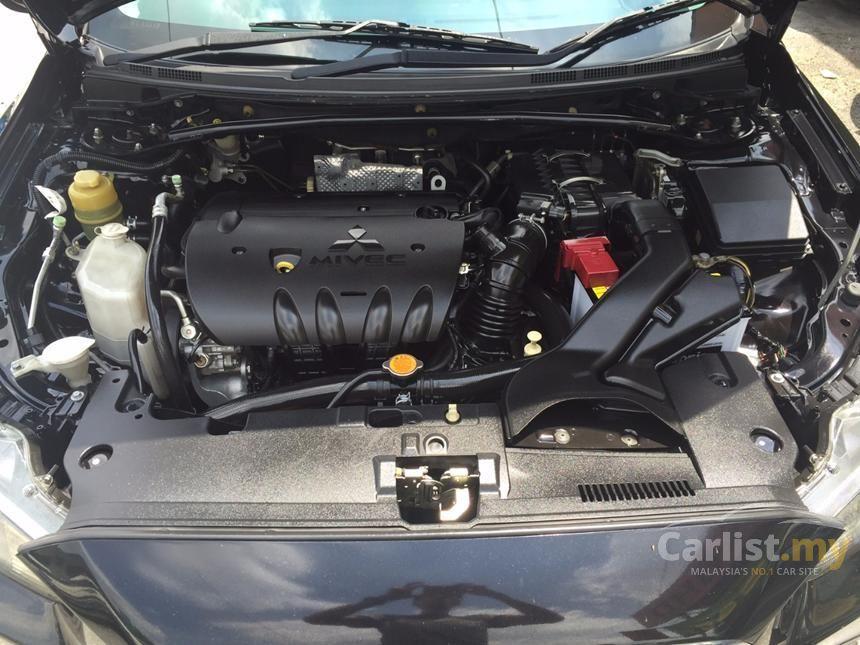 2011 Mitsubishi Lancer GT Sedan