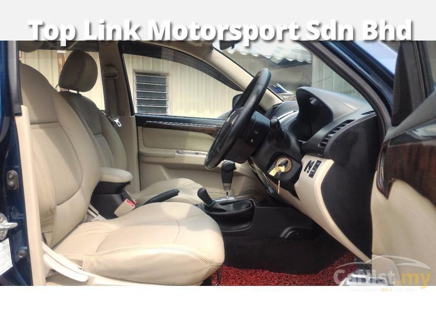 2010 Mitsubishi Pajero Sport GL SUV
