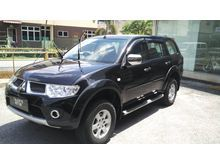 2012 MITSUBISHI PAJERO SPORT2.5 (A) TURBO INTERCOOLER DIESEL FULL LUXURY SPEC SAVE UP RM10K 1 OWNER USED