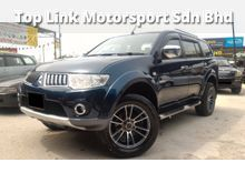 2010 MITSUBISHI PAJERO SPORT 2.5 (A) DIESEL 4WD FULL SPEC FREE SMART PHONE YEAR END 2016 CLEARANCE STOCK PROMOTION