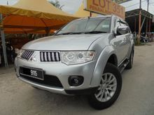 2013 Mitsubishi Pajero Sport 2.5 VGT SUV - ORIGINAL YEAR MAKE - CALL FOR CONFIRM - JUST DRIVE AND NO PROBLEM