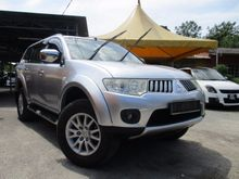 Mitsubishi Pajero Sport 2.5 (A)4x4 TipTOP - 0 DOWN PAYMENT - FULL LOAN - JUST DRIVE AND NO REPAIR