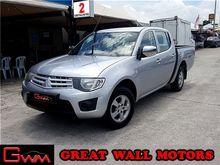 *NO OFFROAD* Mitsubishi Triton 2.5 (M) Lite CAR KING 1YR WARRANTY 2012