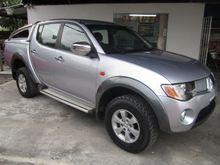 2008 Mitsubishi Triton 2.5 (A) 1 Owner