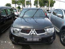 2010 Mitsubishi Triton 2.5 (A)