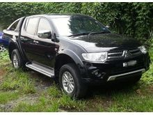 Mitsubishi Triton 2.5 (A) 4WD Pickup Truck, Powerful, Save Fuel Consumption