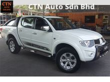 2013 Mitsubishi Triton 2.5 VGT Pickup Truck FULL SPEC TIP TOP MUST VIEW