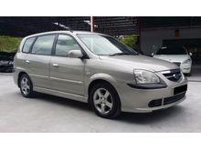 Naza Kia Citra 2.0 Auto Facelift Luxury MPV Model True Year Make 2008