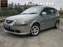 2008 Naza Citra 2.0 GLS MPV FULL SPEC LEATHER SEAT IP TOP CONDITIONS