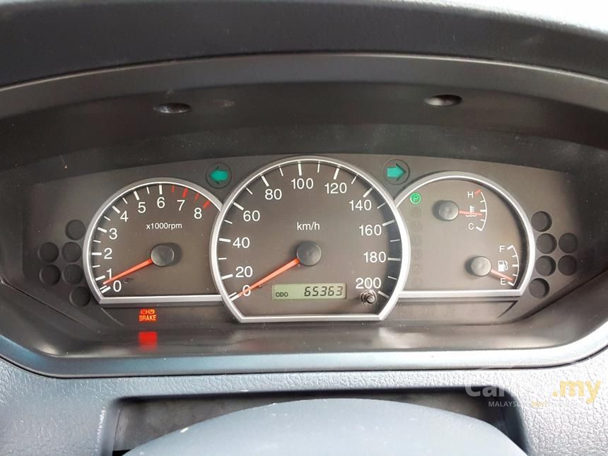 2007 Naza Citra GS MPV