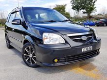 2010 Naza Citra 2.0 GS MPV - FULLSPEC SUNROOF TIP TOP