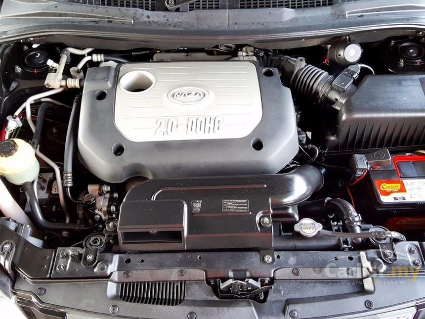 2010 Naza Citra GS MPV