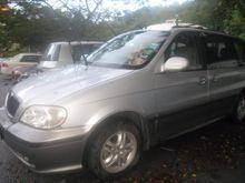 2006 Naza Ria 2.5 GS MPV