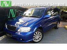 2009 Naza Ria 2.5 GS MPV HIGHSPEC WITH BODYKIT
