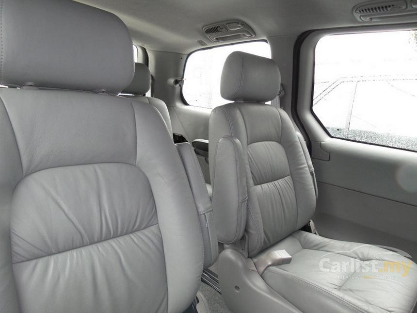 2005 Naza Ria GS MPV