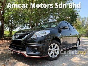 2014 Nissan Almera 1.5 VL Sedan PUSH START SMART ENTRY  OW33K