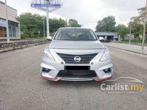 2015 Nissan Almera 1.5 VL Sedan