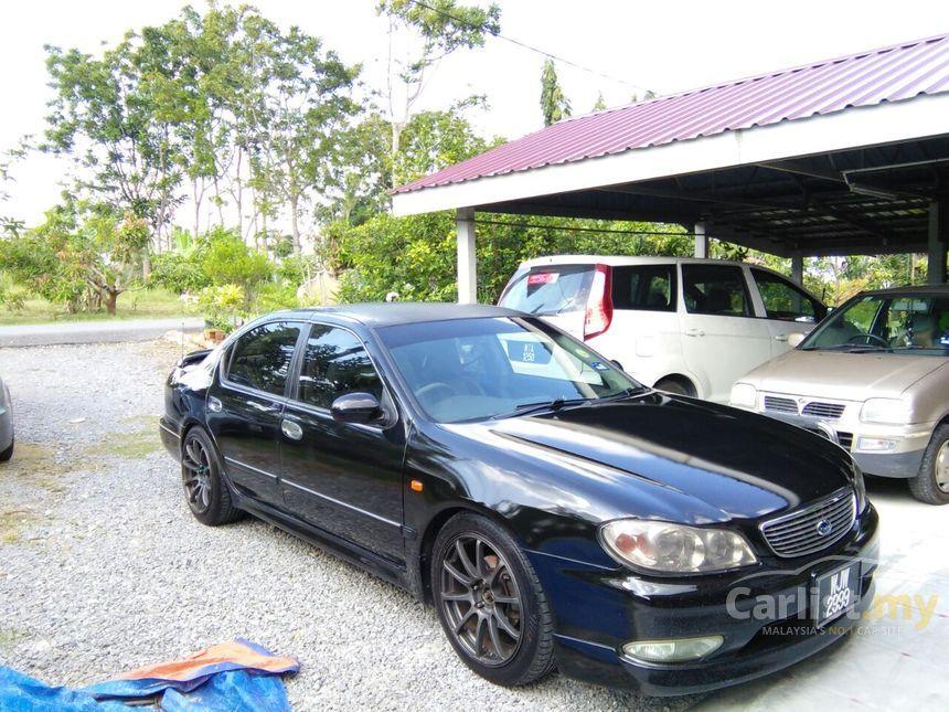Nissan Cefiro 2002 2 5 In Perak Automatic Sedan Black For