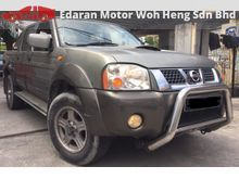 Nissan Frontier 2.5(M)TD 4X4 Gran Road*Full Spec*Ori Condition*