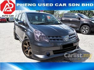 2008 Nissan Grand Livina 1.6 Comfort MPV (A) SPECIAL PROMOTION !!