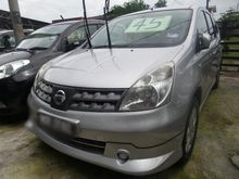 2008 - Nissan Grand Livina 1.6 (a) -- WELL MAINTAIN --