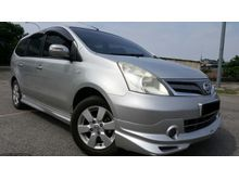 2014 Nissan Grand Livina 1.6 (A) NO PROCESSING FEE - FULL LOAN - FULL BODYKIT - JUST DRIVE AND NO REPAIR