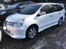 2011 Nissan Livina 1.8 (A) Impul, Leather Seat