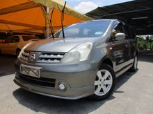 2010 Nissan Grand Livina 1.6  (A) Impul - ORIGINAL YEAR MAKE - CALL FOR CONFIRM - FULL LOAN - FULL BODYKIT - 0 DOWN PAYMNET