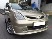 Nissan Grand Livina 1.6 (MT)  ST-L FULL SPEC FULL IMPUL BODYKIT 2010