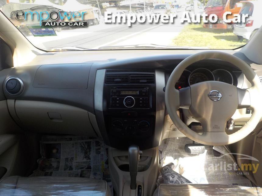 2010 Nissan Grand Livina Impul MPV