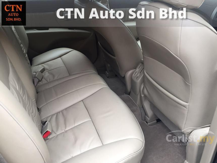 2010 Nissan Grand Livina Luxury MPV
