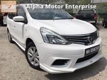 2015 Nissan Grand Livina 1.6 (A) FACELIFT IMPUL DVD