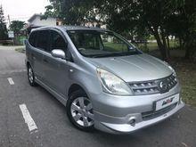 CAR KING CONDITION - 2011 Nissan Grand Livina 1.6 (A) IMPUL BODYKITS HI SPEC