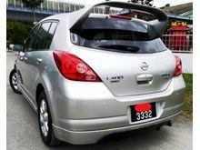 2008 Nissan Latio 1.6 (A) SPORT KEYLESS IMPUL ST-L