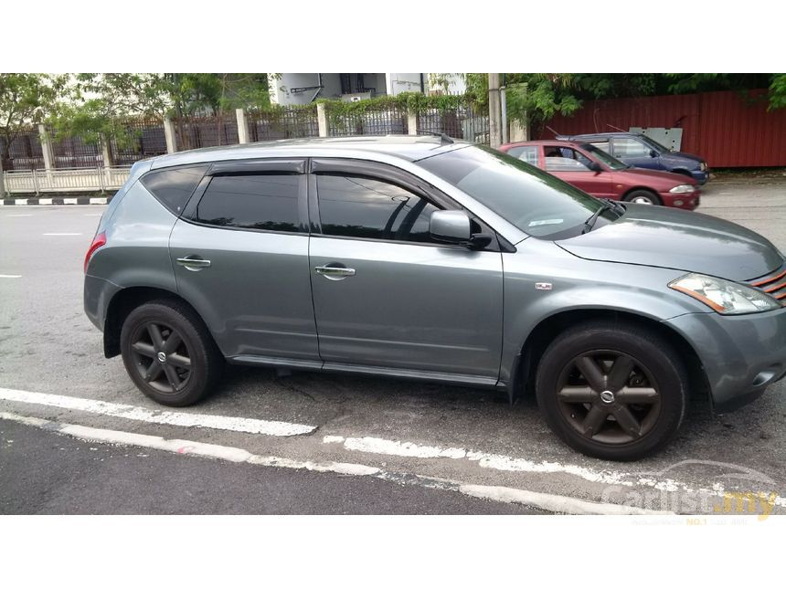 Nissan Murano 2010 Murano 2 5 in Penang Automatic Grey for