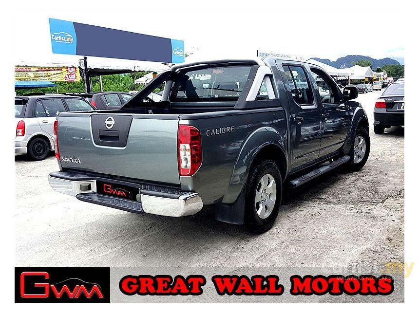 2014 Nissan Navara Calibre Pickup Truck