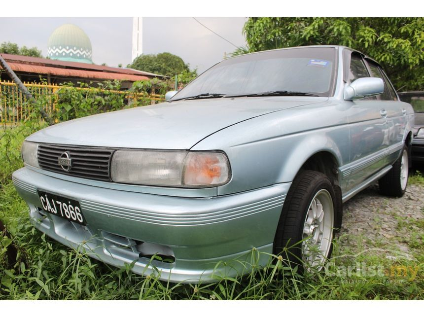 Nissan Sentra 2000 EX 16 in Selangor Manual Sedan Blue for RM