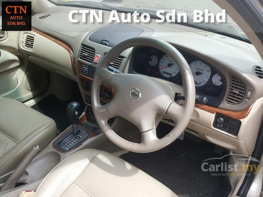 2005 Nissan Sentra GXE Sedan