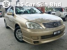 Nissan Sentra 1.6(A)2007 43KKM servces record  1 OLD MAN OWNER NISMO SPEC CAR KING CONDITION