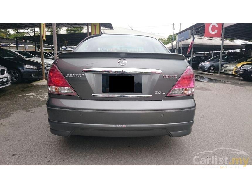 2009 Nissan Sentra SG Sedan