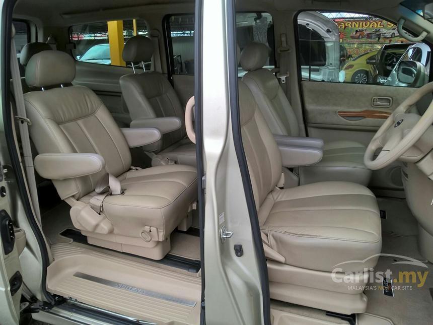 2010 Nissan Serena High-Way Star MPV