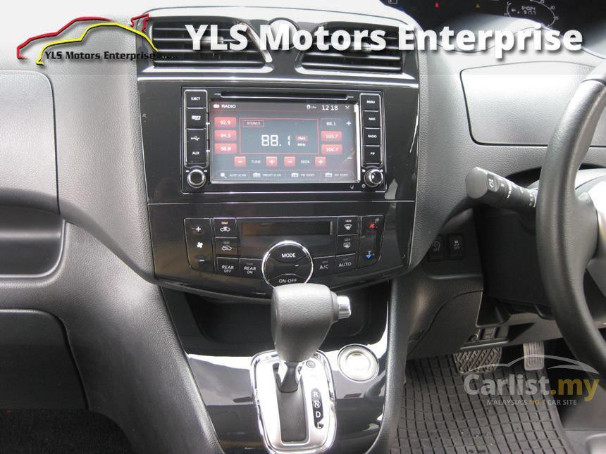 2014 Nissan Serena S-Hybrid MPV