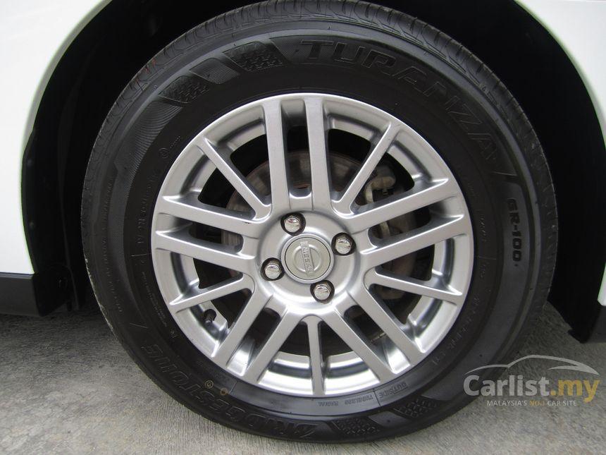 2009 Nissan Sylphy Luxury Sedan