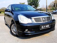 2013 Nissan Sylphy 2.0 LUXURY EXCELLENT CONDITION